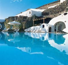 Perivolas Luxury Hotel, Santorini, Greece