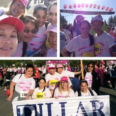 Pillar Teams Participate in Susan G. Komen Race for the Cure®