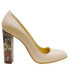 Poze Pantofi Pepper din piele naturala Stiletto Heels, Shoes, Fashion, Moda, Zapatos, Shoes Outlet, Fashion Styles, Shoe, Footwear
