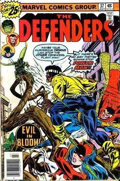 The Defenders Fansite: Defenders in Bloom