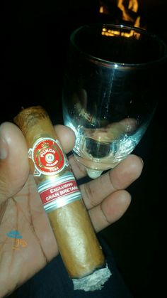 Punch Cuban Cigar.