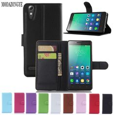 Luxury Wallet PU Leather Case For Lenovo A6010 A6000 Plus Back Cover Case For Lenovo K3 A6000 A6010 Plus Flip Phone Cover Skin #Affiliate