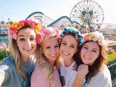 sunny day in disney california adventure Disney Pics, Disney Day, Disney Pictures, Disney Love, Disney Magic, Cute Pictures, Disneyland California Adventure, Disneyland Trip, Bff Goals