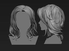 Hair 7 Printable | 3D Print Model