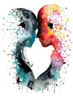 Love Me Tender Watercolor Art Print - Giclee Art Poster - Watercolor Illustration - Watercolor Painting - Watercolor Wall Decor SIZE: American - Tap the link to see the newly released collections for amazing beach bikinis! Couple Amour Art, Art Love Couple, Love Art, Love Painting, Painting & Drawing, Couple Painting, Painting Abstract, Watercolor Illustration, Watercolor Paintings
