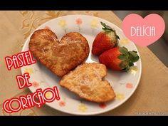 Pastel de Coração - Dia dos Namorados - YouTube