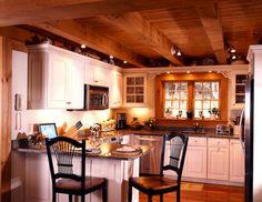 Sudbury, VT #10564 Log Home | Real Log Homes since 1963 | Custom Log Homes | Log Home Floor Plans | Log Cabin Kits
