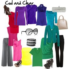 cool and clear, created by imogenl on Polyvore