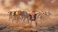 'Day of the Horns' by Roberta Wesley