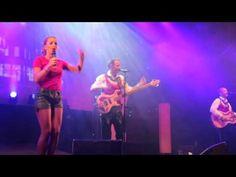 """""""Durch die Nacht"""" Die Jungen Zillertaler & Stefanie Hertel @ JUZI Open A..."""