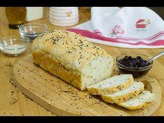 PAINE FARA GLUTEN (Gluten free bread) #faragluten #glutenfree - YouTube Allrecipes, Glutenfree, Bread, Food, Youtube, Watercolour, Meal, Gluten Free, Brot