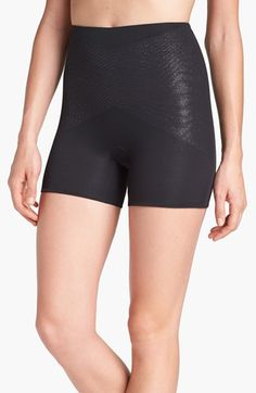 274cdd37bb0eb Star Power by SPANX®  Lady Luxe  Super Slimming Girlshorts