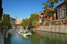 Ljubljana, Slovenia ~ we have loved every visit to Eastern Europe and really want to make it to Slovenia someday soon.