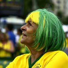 Brasil, mostra a tua cara...