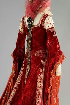 Brothers Grimm movie costume