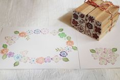 Stamp Set by bf-ako