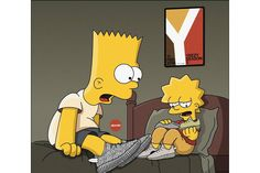Bart and Lisa Simpson in full flex mode.: by highsnobiety Bart And Lisa Simpson, Homer Simpson, Arte Dope, Dope Art, Simpson Wallpaper Iphone, Cartoon Wallpaper, Nike Wallpaper, The Simpsons, Simpsons Springfield