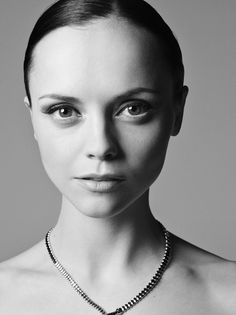 Christina Ricci by Mark Abrahams