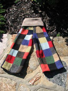 Repurposed Wool Longies / Pants  Size 12 18 by EverGreenBazaar, $20.00