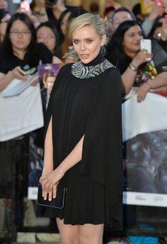 Elizabeth Olsen Photos - 'The Avengers: Age Of Ultron' - European Premiere - Red Carpet Arrivals - Zimbio