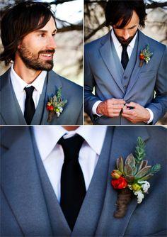 Boho Chic and Natural Wedding Inspiration