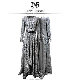 HIPPY GARDEN URBAN PRINCESS  Hm... Sanjaš? Sanjaš o idealnoj haljini koja ti daje samopouzdanje? O haljini u kojoj si u svakom trenutku potpuna? E, to je san koji je moguć i ostvariv s HIPPY GARDEN haljinom retro crno-bijelog uzorka inspiriranim 50-im godinama prošlog stoljeća. Web Shop | http://www.hippygarden.net/en_US/hippy-garden-urban-princess Showroom Masarykova 5 | Zagreb