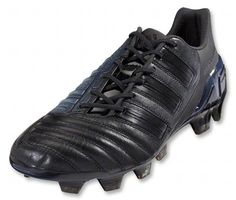 Adidas Adipower - Black-out. Nasty line of boots in a nasty colorway. 'Nuff said.