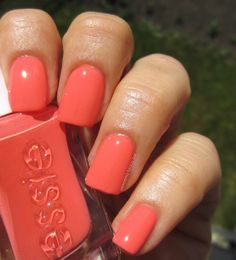 Essie Gel Couture - On The List