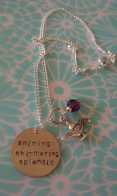 Aladdin necklace, so freaking cute!!