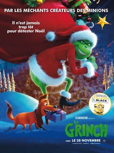 the grinch 2018 - How The Grinch Stole Christmas Putlocker