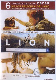 Lion [Vídeo (DVD)] / una película de Garth Davis