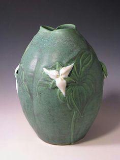 Jemerick Art Pottery - Trillium Vase