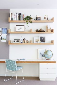 For Two Home Office Design Ideas. Thus, the requirement for home offices.Whether you are planning on including a home office or remodeling an old room right into one, here are some brilliant home office design ideas to assist you get started. Decor, Scandinavian Home, Minimalist Home, Home Office Design, Home Office Decor, Interior, Office Design, Home Decor, House Interior