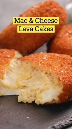 Appetizer Recipes, Dessert Recipes, Appetizers, Mac And Cheese, Cheddar Cheese, Fun Baking Recipes, Cooking Recipes, Macaroni, Lava Cakes