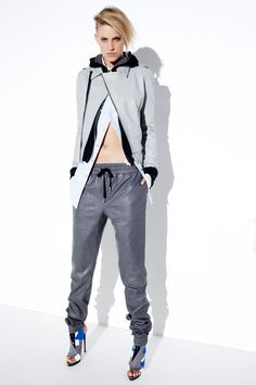 ksubi - thank god luxe sportswear is back. My favourite look in fashion history - just call me sporty spice.