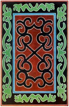 ♔ Caucasus: ornament