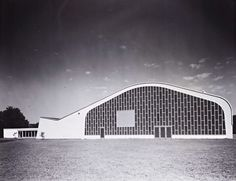 Litchfield High School, CT, 1953, Breuer Trove - The Architect's Newspaper