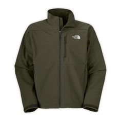The North Face snug Mens Apex Elevation Jacket Green