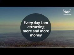 Money Affirmations to Attract Wealth and Abundance Into Your Life #affirmations #positiveaffirmations #lawofattraction