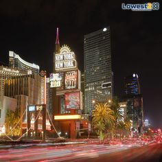 Indulge yourself in the glamour of #LasVegas, a city where some delightful memories are made.