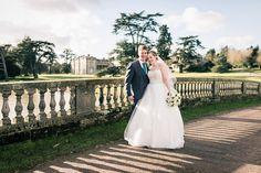 Compton Verney wedding photography of Charlotte and David