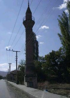 Hanımın çiftliği minaret-Constructive: Unknown-Year built: Unknown- (The mosque was demolished) Battalgazi-Malatya