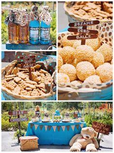 Teddy Bear Picnic Baby Shower Inspiration www.MadamPaloozaEmporium.com www.facebook.com/MadamPalooza