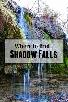 Hidden in St. Paul Minnesota, you will find Shadow Falls. Just remember that getting to this Twin Cities waterfall is half the fun.