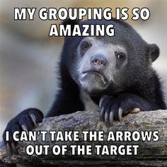 Funny archery meme