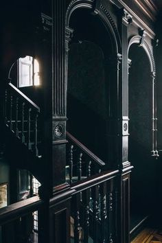 like living in a victorian funeral home or something