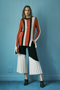 Derek Lam 10 Crosby Resort 2018 Collection Photos - Vogue