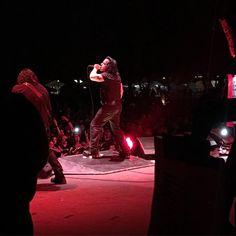 Danzig at the Blackest of The Black fest.