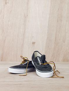 Vans® authentic sneakers.