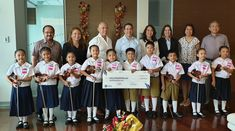 Globe Telecom has turned over to Ayala Foundation Inc. (AFI) million in scholarship grants for 120 economically-disadvantaged Grade 1 pupils from the Center of Excellence in Public Elementary Ed… Globe Telecom, Center Of Excellence, Place Cards, Foundation, Place Card Holders, Foundation Series